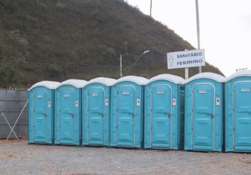 Cabines sanitárias